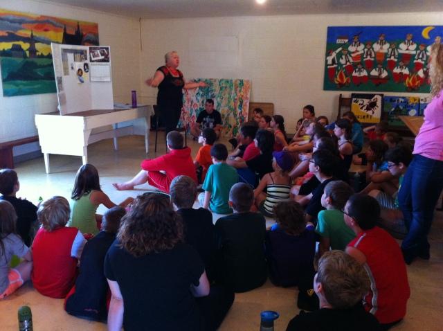 Pani Marion taught us about Taras Shevchenko!