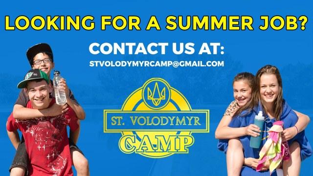 St Volodymyr Camp Hiring